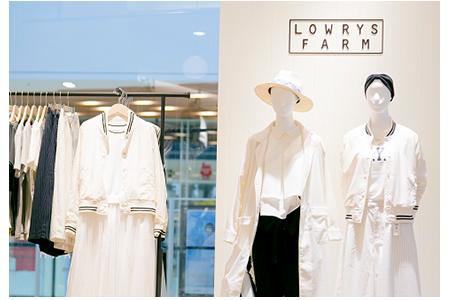 株式会社アダストリア LOWRYS FARM ローリーズファーム LOWRYS FARMについてもっと知る