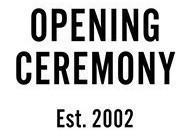 OPENING CEREMONY(オープニングセレモニー)
