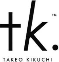 tk.TAKEO KIKUCHI(ティーケー タケオキクチ)